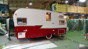 Retro Camper Retro The Small Trailer Enthusiast