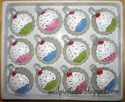 mud pie christmas ornaments mud pie studio christmas ornaments cupcakes snowmen