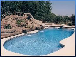 Deep Backyard Pool by Deep South Pool U0026 Spa