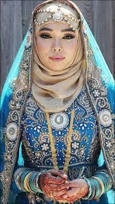 muslim bridal royal blue muslim bridal dress iclassy cultural culturally