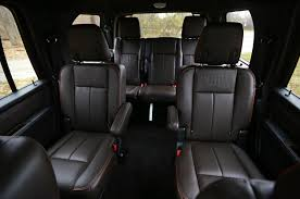 King Ranch Interior Swap 2015 Ford Expedition King Ranch 4x4 Review
