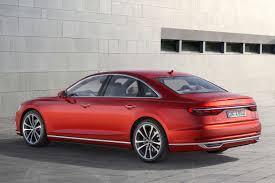 lexus ls vs audi a8 2019 audi a8 redesigned flagship sedan revealed news cars com