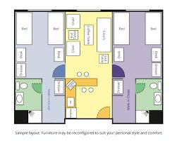 Efficient Floor Plans 100 Interior Floor Plans 25 Two Bedroom House Apartment