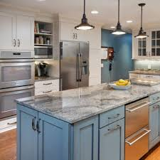 kitchens with different colored islands inspirational kitchen island different color gl kitchen design