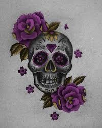 sugar skull idea my style sugar skulls