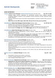 Enterprise Manager Resume Amazing Area Manager Resume South East Contemporary Sample