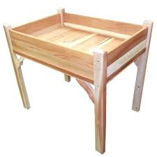 What Type Of Wood For Raised Garden - what type of wood should i use for my organic container garden
