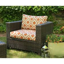 Target Com Outdoor Furniture by Biscayne 5 Piece Wicker Sectional Seating Patio Furniture Set Target