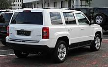 the jeep patriot jeep patriot