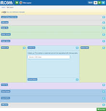 html layout header content footer responsive website builder online website builder get a free