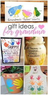 handmade grandparent gifts best 25 crafts ideas on great gifts