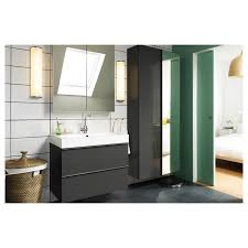 Ikea Bathroom Cabinet Doors Godmorgon Mirror Cabinet With 2 Doors 23 5 8x5 1 2x37 3 4