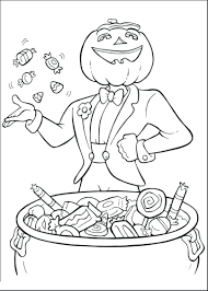 joyous candy coloring pages image corn trinity printable