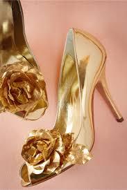 golden roses golden pumps in shoes accessories bhldn