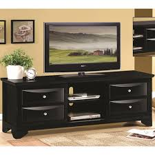 Tv Stands Black Wood Tv Stand Steal A Sofa Furniture Outlet Los Angeles Ca
