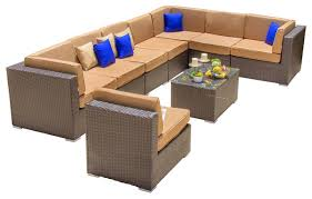 Outdoor Resin Wicker Patio Furniture by Compare Prices On Resin Wicker Outdoor Patio Furniture Online