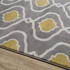 Yellow And Gray Rugs Yellow Gray Area Rug Beautiful Design Ideas Yellow And Grey Area