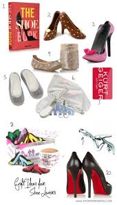 gift ideas for women who love shoes christmas gift guide