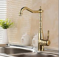 Gold Faucet Bathroom by Compare Prices On Gold Kitchen Faucets Online Shopping Buy Low