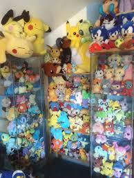 new pokemon plush corner by mizukiimoon on deviantart