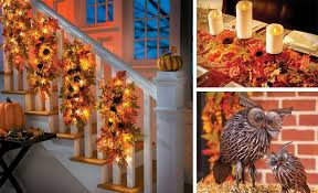 fall decorations fall decorating ideas sunflower home decor collection