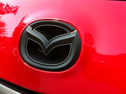 miata logo blacked out mazda emblem with flat black dip just peel it off
