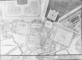 Floor Plans Of Castles File Fontainebleau Floor Plan Jpg Wikimedia Commons