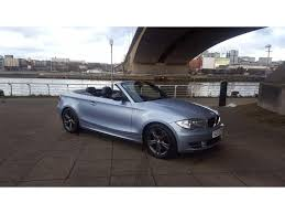 1 Series Convertible Used Bmw 1 Series Convertible 2 0 118d Se 2dr In Glasgow