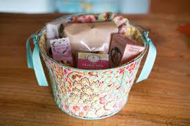 Postpartum Gift Basket New Mama Care Package U2014 Mary Hanks