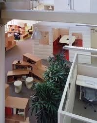 clive wilkinson architects google headquarters office