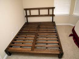 Platform Bed Building Designs by Building A Japanese Platform Beds Bedroom Ideas