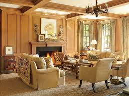 House Of Oak And Sofas by Suzanne Kasler Adds A Touch Of Legacy To A Refined Family Home At