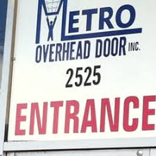 Overhead Door Portland Or Metro Overhead Door 28 Reviews Garage Door Services 2525 Ne