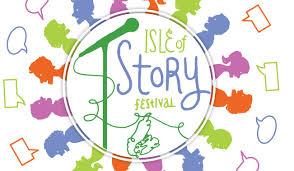 Lokol Tea isle of story festival 2018 tea tales gocapebreton