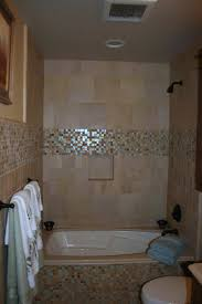 bathroom getting more ideas jacuzzi shower combination design bathroom design ideas square tile wall along jacuzzi shower combination brown mosaic decoration