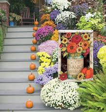 Porch Flags Outdoor Fall Flags And Decorative Autumn Decor By Susan Winget