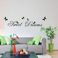 Home Decor Stickers Wall Compare Prices On Sweet Dreams Wall Stickers Online Shopping Buy