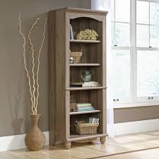 Sauder Harbor Bookcase Sauder Harbor View Library Finishes Walmart