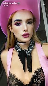 Cowgirl Costume Halloween Bella Thorne Rocks Super Racy Cowgirl Costume Halloween