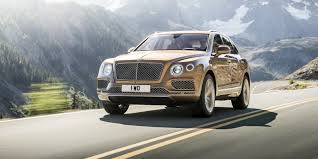 new bentley 4 door bentley bentayga review carwow