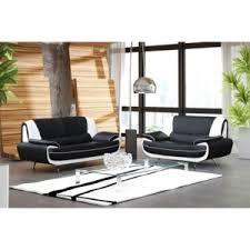 canape bicolore design design canapé design 3 2 bregga 2 noir et blanc 349cm x