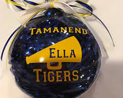 cheer ornament etsy