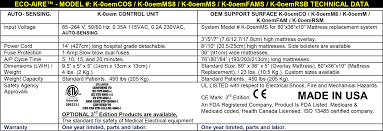 Mattress Overlay K 0oem Eco Aire Alternating Pressure Foam Mattress System