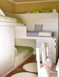 Space Bunk Beds Built In Bunk Beds Top 4 Small Space Bedrooms Bunk