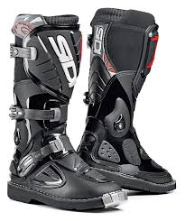 motocross boots for women sidi youth stinger boots revzilla