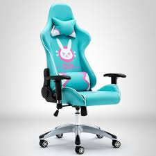 Armchair Gamer Overwatch D Va Dva Bunny Gaming Chair Sd02353 U2013 Syndrome Cute