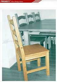 how to build dining room chairs pine dining table and chairs plans woodarchivist