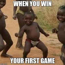 Win Kid Meme - third world success kid meme imgflip
