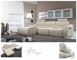 modern design fold sofa on living room with cream colour design