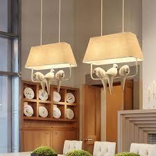 Vintage Kitchen Light Fixtures by Discount Birds Pendant Lights Vintage Lamp Resin Bird Fabric